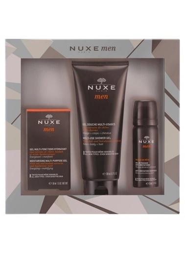 Nuxe Nuxe Men's Must Haves Kofre Renksiz